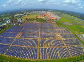 Will all sports stadiums in India adopt CIAL's model of solarisation?