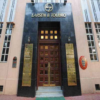 L&T Construction awarded contracts for its various businesses worth Rs 10-25 billion