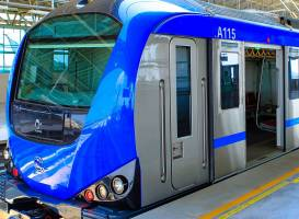 Chennai Metro to rope in new contractor to complete work on two stations