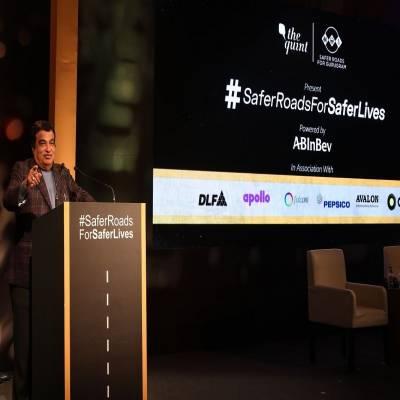 Nitin Gadkari launches Safer Roads for Gurugram Road Safety Data Dashboard
