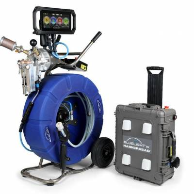 HammerHead Trenchless Lining System boosts pipe repair