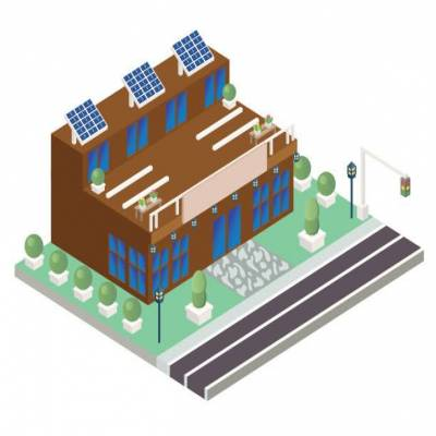 "Debris to ""zero-waste"" homes"