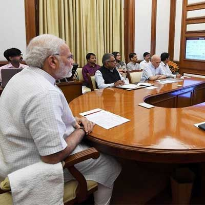 269 projects worth Rs 12.30 trillion reviewed under the government's PRAGATI platform