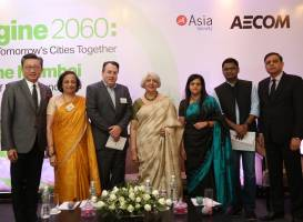 AECOM and Asia Society launch third year of its global conversation series