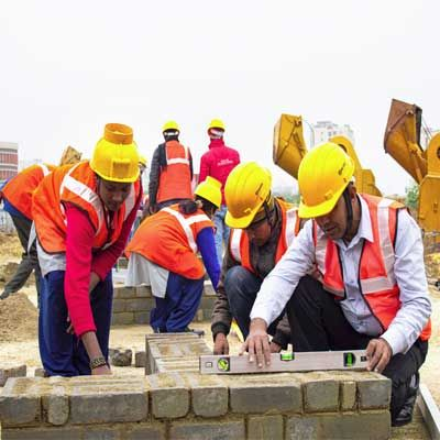 Who will skill India's millions of unskilled construction workers?