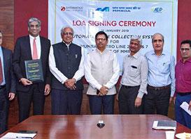 Datamatics wins Automated Fare Collection for Mumbai Metro 2A, 2B, 7