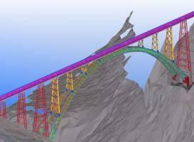 BrIM for constructing bridges efficiently
