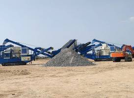 How is the demand for crushers likely to move in this election year?