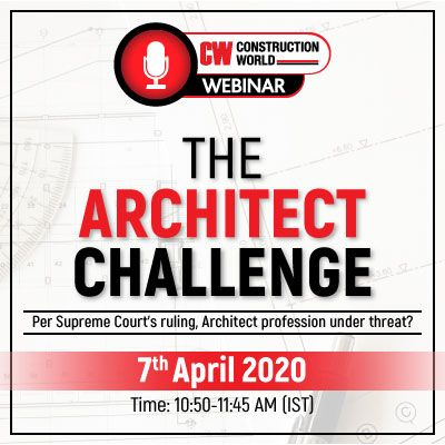 What challenges do architects in India face?