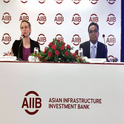 The Asian Infrastructure Investment Bank (AIIB) has ramped up its investments in India with total in-country financing now standing at $2.9 billion.
