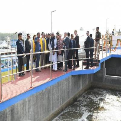 India gets its first HAM project in sewerage sector