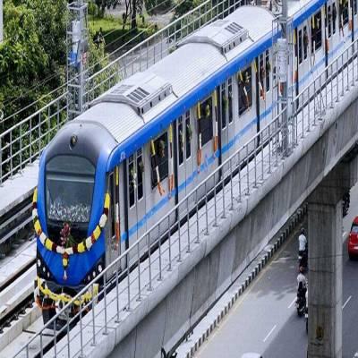 Chennai Metro second phase gets a push