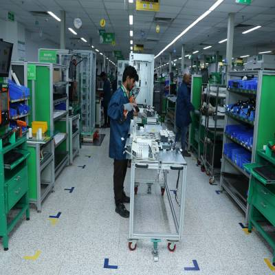Schneider Electric launches Bengaluru Smart Factory – its Second in India