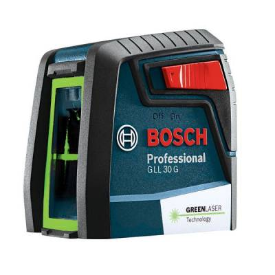 Smart cordless measuring tools by Bosch Power Tools
