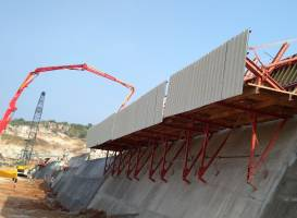 What's driving the Indian market for formwork?