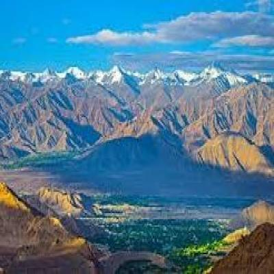 Infrastructure upgrade ahead for Leh as it may get the 'Smart City' tag