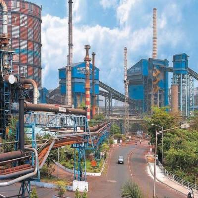 At what rate will the steel industry grow?