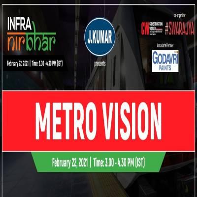 Experts discuss metro rail at Infra-Nirbhar webinar