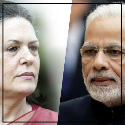 Sonia Gandhi appeals to PM Modi