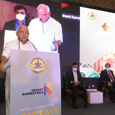 Karnataka enters pact with 23 firms for Rs 28k cr infra investments