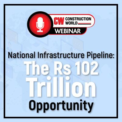 Infrastructure: National Infrastructure Pipeline – the Rs 102 trillion opportunity