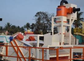Why is demand for sand makers steadily growing?