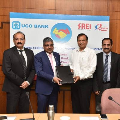 Srei Equipment Finance, UCO Bank to co-lend through iQuippo platform