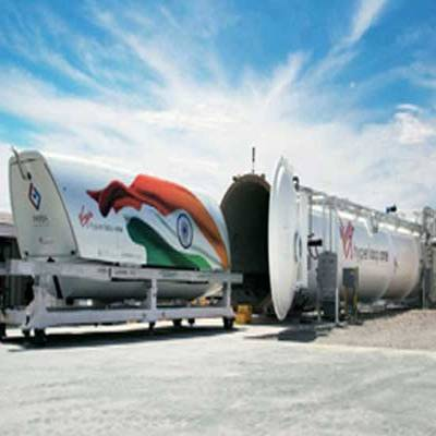India to build world's first passenger hyperloop system