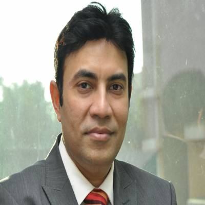 Dr Nitesh Kumar, CEO, ,Emami Realty
