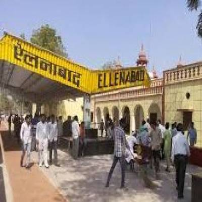 Ellenabad railway station becomes 3000th to get free Wi-Fi