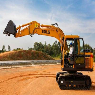 Volvo Group to launch SDLG excavators in India