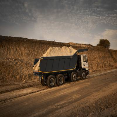 What are tipper and dump truck users looking for?
