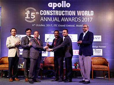 construction world global awards 2018